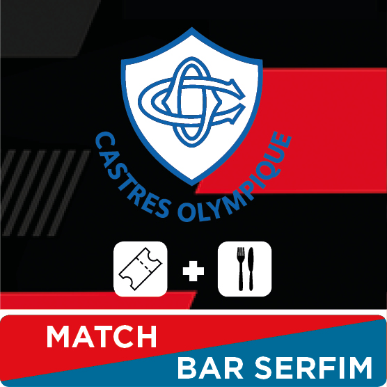PACK BAR SERFIM + CASTRES