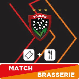 PACK BRASSERIE + RC TOULON