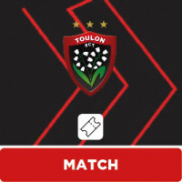 MATCH LOU RUGBY - RUGBY CLUB TOULONNAIS