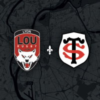 MATCH LOU RUGBY - STADE TOULOUSAIN